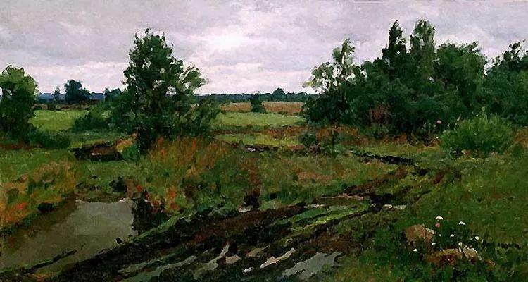 马伏斯基·伊万洛维奇的风景画插图7