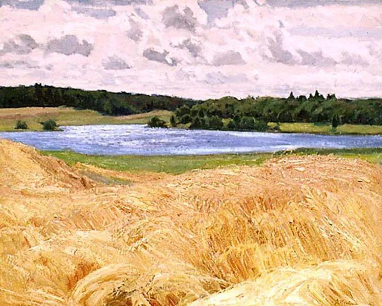 马伏斯基·伊万洛维奇的风景画插图21