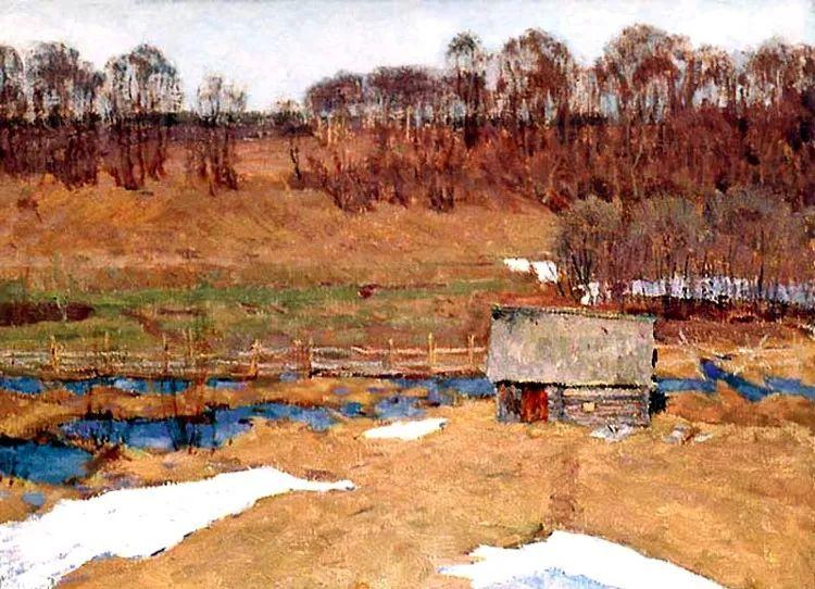 马伏斯基·伊万洛维奇的风景画插图31