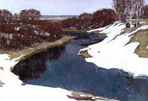 马伏斯基·伊万洛维奇的风景画插图41