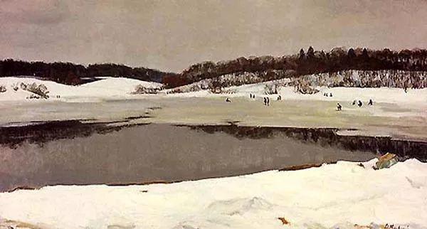 马伏斯基·伊万洛维奇的风景画插图45