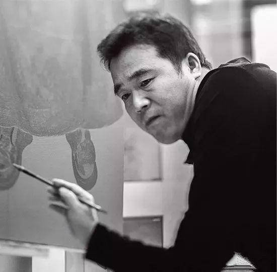 从民间画匠到美院教授,他专注画白菜、农民,传奇一生值得品味!插图11