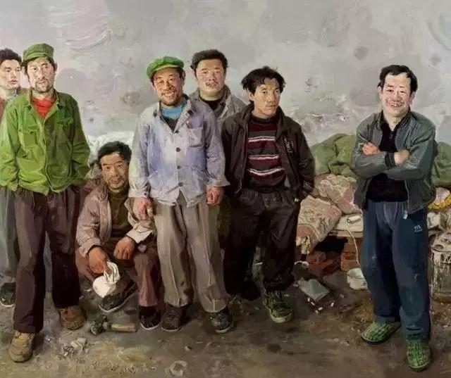 从民间画匠到美院教授,他专注画白菜、农民,传奇一生值得品味!插图21