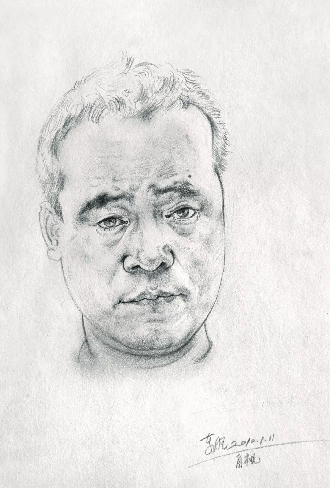 从民间画匠到美院教授,他专注画白菜、农民,传奇一生值得品味!插图55