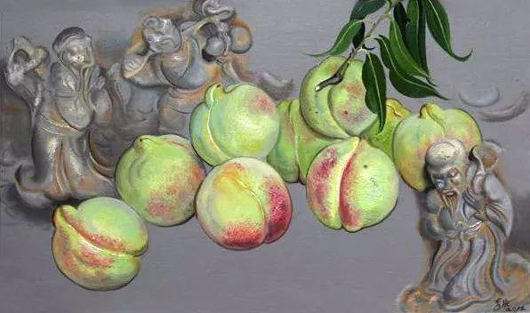从民间画匠到美院教授,他专注画白菜、农民,传奇一生值得品味!插图57