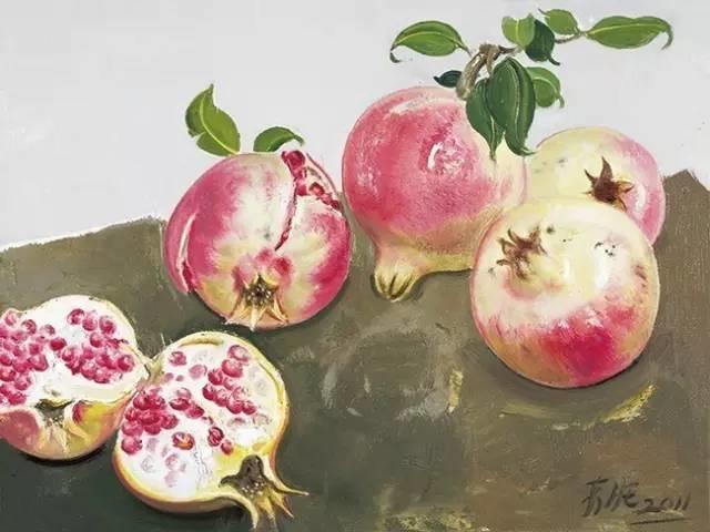 从民间画匠到美院教授,他专注画白菜、农民,传奇一生值得品味!插图59