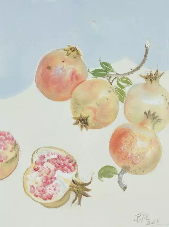 从民间画匠到美院教授,他专注画白菜、农民,传奇一生值得品味!插图61