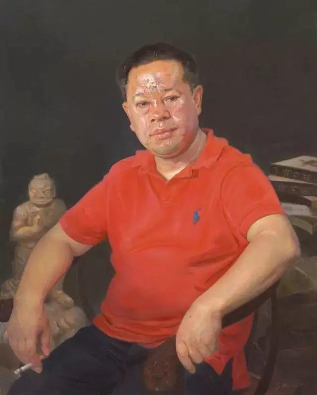 从民间画匠到美院教授,他专注画白菜、农民,传奇一生值得品味!插图95