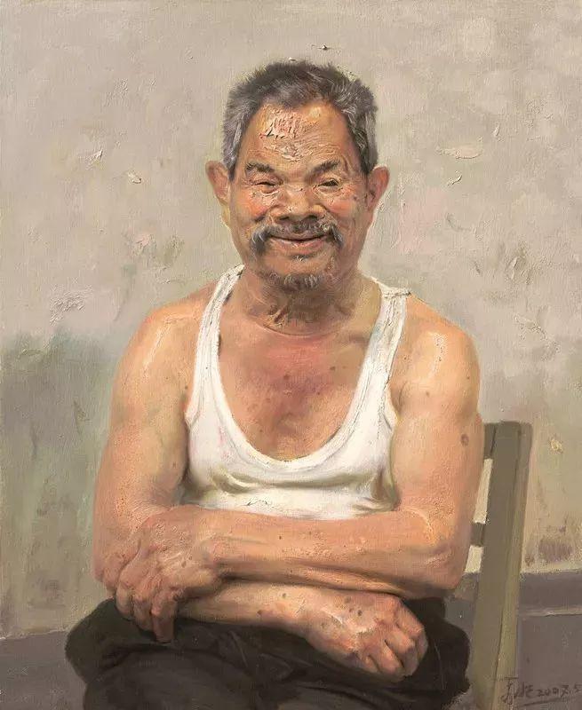 从民间画匠到美院教授,他专注画白菜、农民,传奇一生值得品味!插图113
