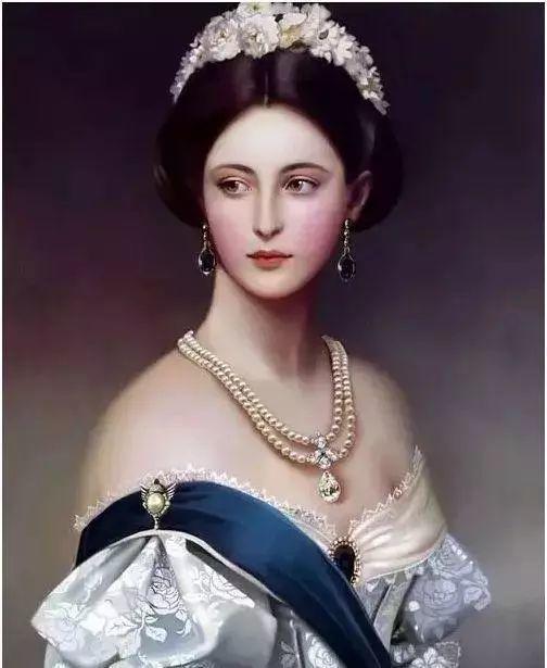 美不胜收!欧洲宫廷油画里美得惊艳的奢华珠宝插图1