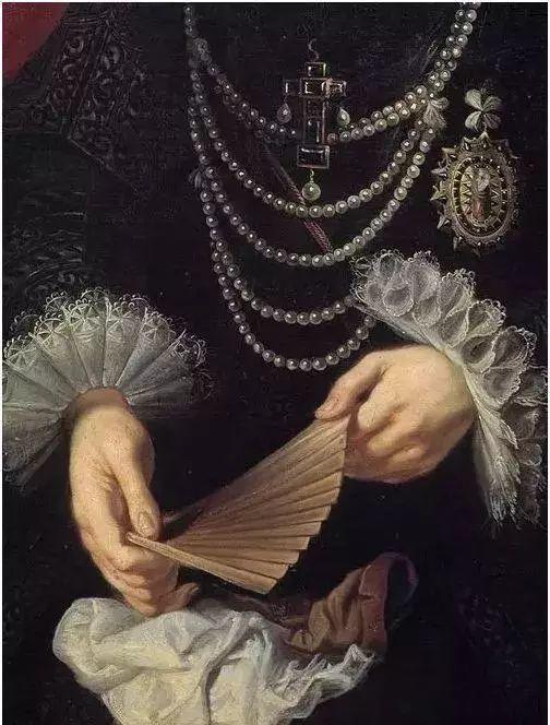 美不胜收!欧洲宫廷油画里美得惊艳的奢华珠宝插图7