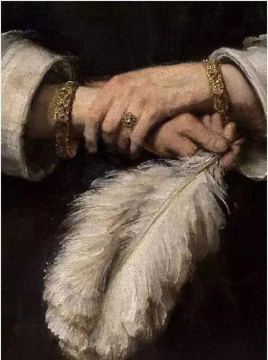 美不胜收!欧洲宫廷油画里美得惊艳的奢华珠宝插图9