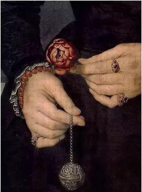 美不胜收!欧洲宫廷油画里美得惊艳的奢华珠宝插图13