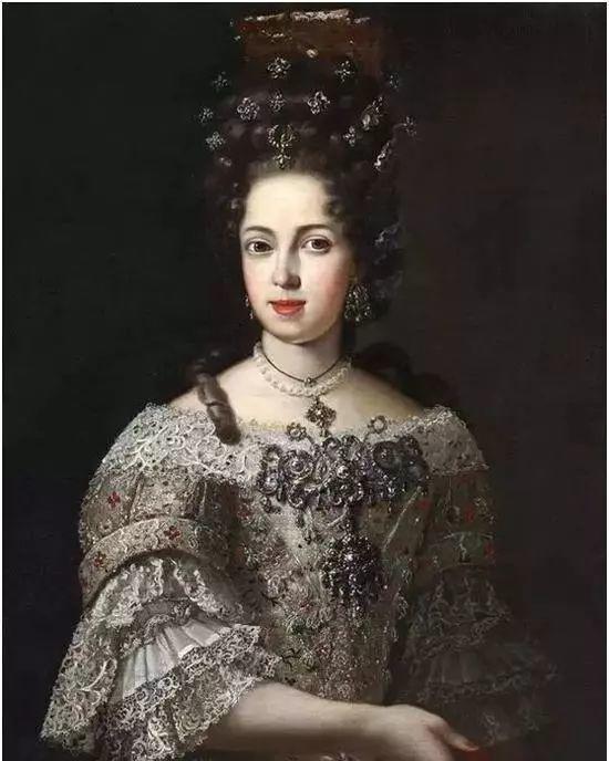 美不胜收!欧洲宫廷油画里美得惊艳的奢华珠宝插图15