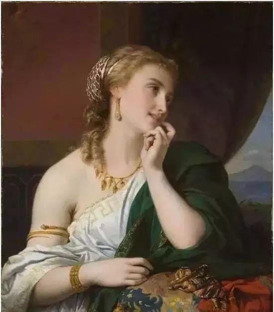 美不胜收!欧洲宫廷油画里美得惊艳的奢华珠宝插图17