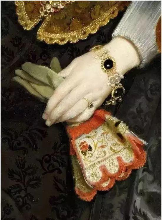 美不胜收!欧洲宫廷油画里美得惊艳的奢华珠宝插图21