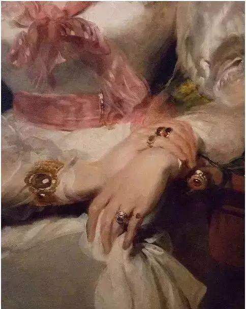 美不胜收!欧洲宫廷油画里美得惊艳的奢华珠宝插图25