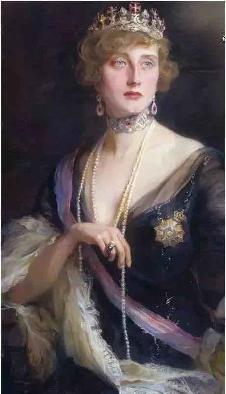 美不胜收!欧洲宫廷油画里美得惊艳的奢华珠宝插图29