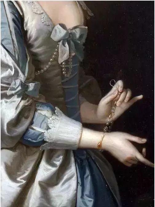 美不胜收!欧洲宫廷油画里美得惊艳的奢华珠宝插图31