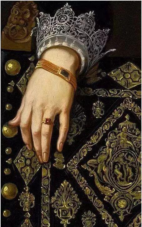 美不胜收!欧洲宫廷油画里美得惊艳的奢华珠宝插图33