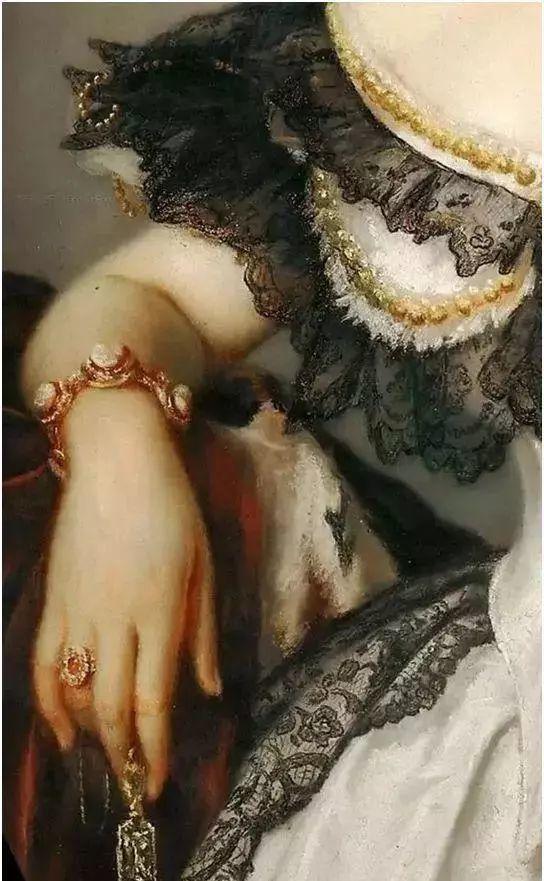 美不胜收!欧洲宫廷油画里美得惊艳的奢华珠宝插图35