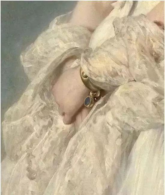 美不胜收!欧洲宫廷油画里美得惊艳的奢华珠宝插图37