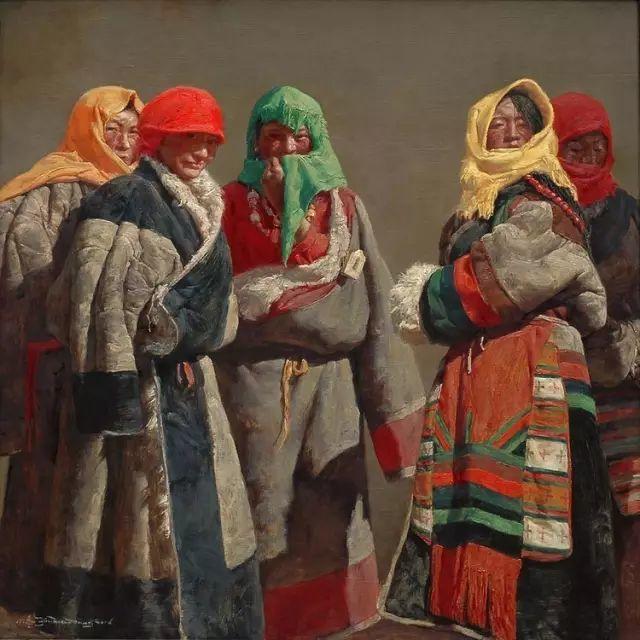 于小冬油画作品欣赏插图39