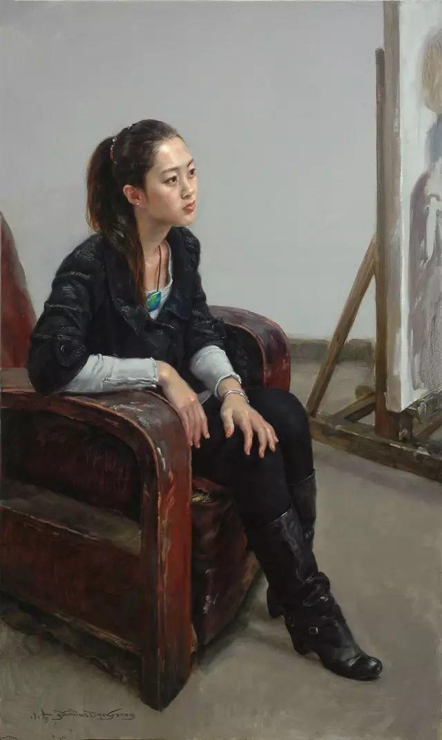 于小冬油画作品欣赏插图73