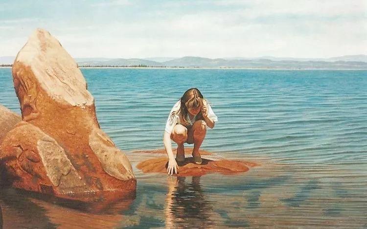 完美主义 加拿大画家Brian lasaga丙稀酸绘画插图11