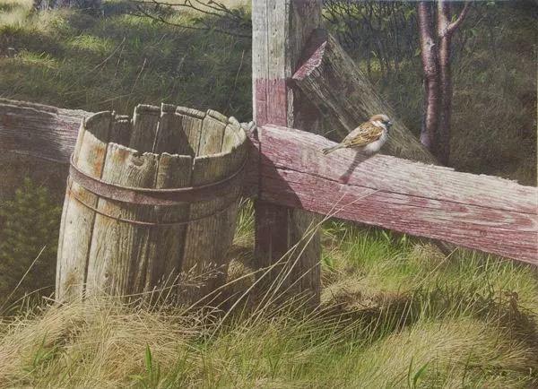 完美主义 加拿大画家Brian lasaga丙稀酸绘画插图33