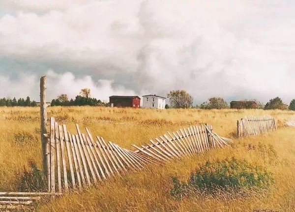 完美主义 加拿大画家Brian lasaga丙稀酸绘画插图36
