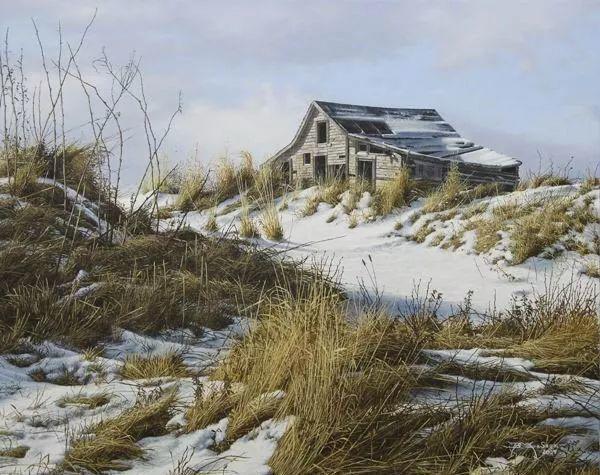 完美主义 加拿大画家Brian lasaga丙稀酸绘画插图37