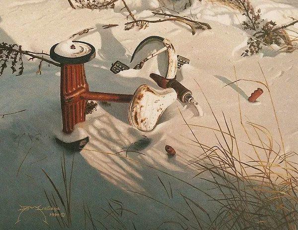 完美主义 加拿大画家Brian lasaga丙稀酸绘画插图56