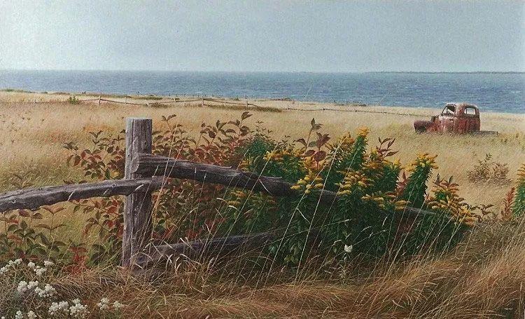 完美主义 加拿大画家Brian lasaga丙稀酸绘画插图63