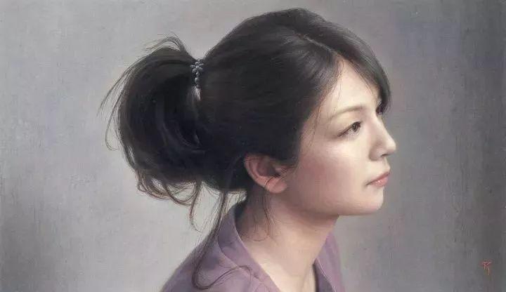 临摹学习达芬奇精华,古典技法画美女,太美了插图5