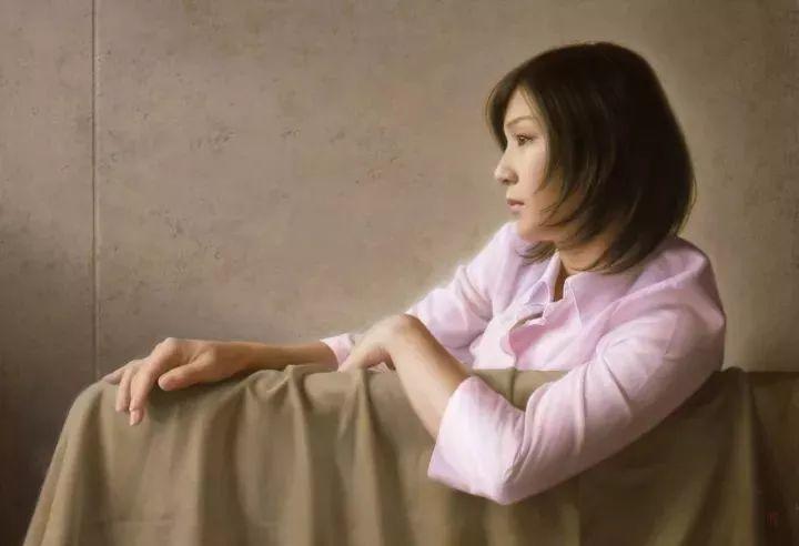 临摹学习达芬奇精华,古典技法画美女,太美了插图13