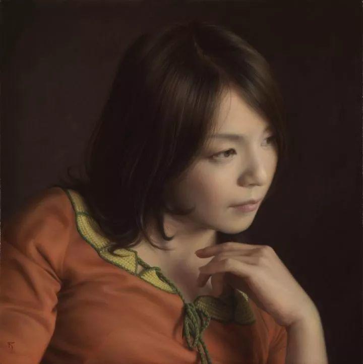 临摹学习达芬奇精华,古典技法画美女,太美了插图37
