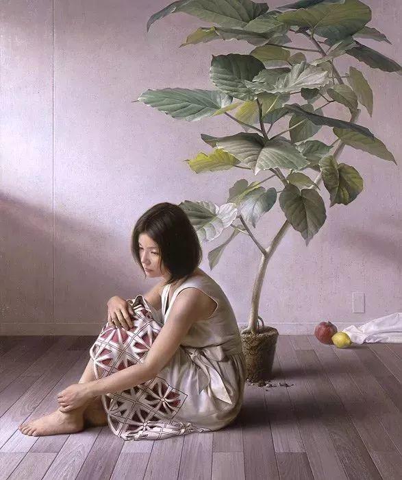 临摹学习达芬奇精华,古典技法画美女,太美了插图63