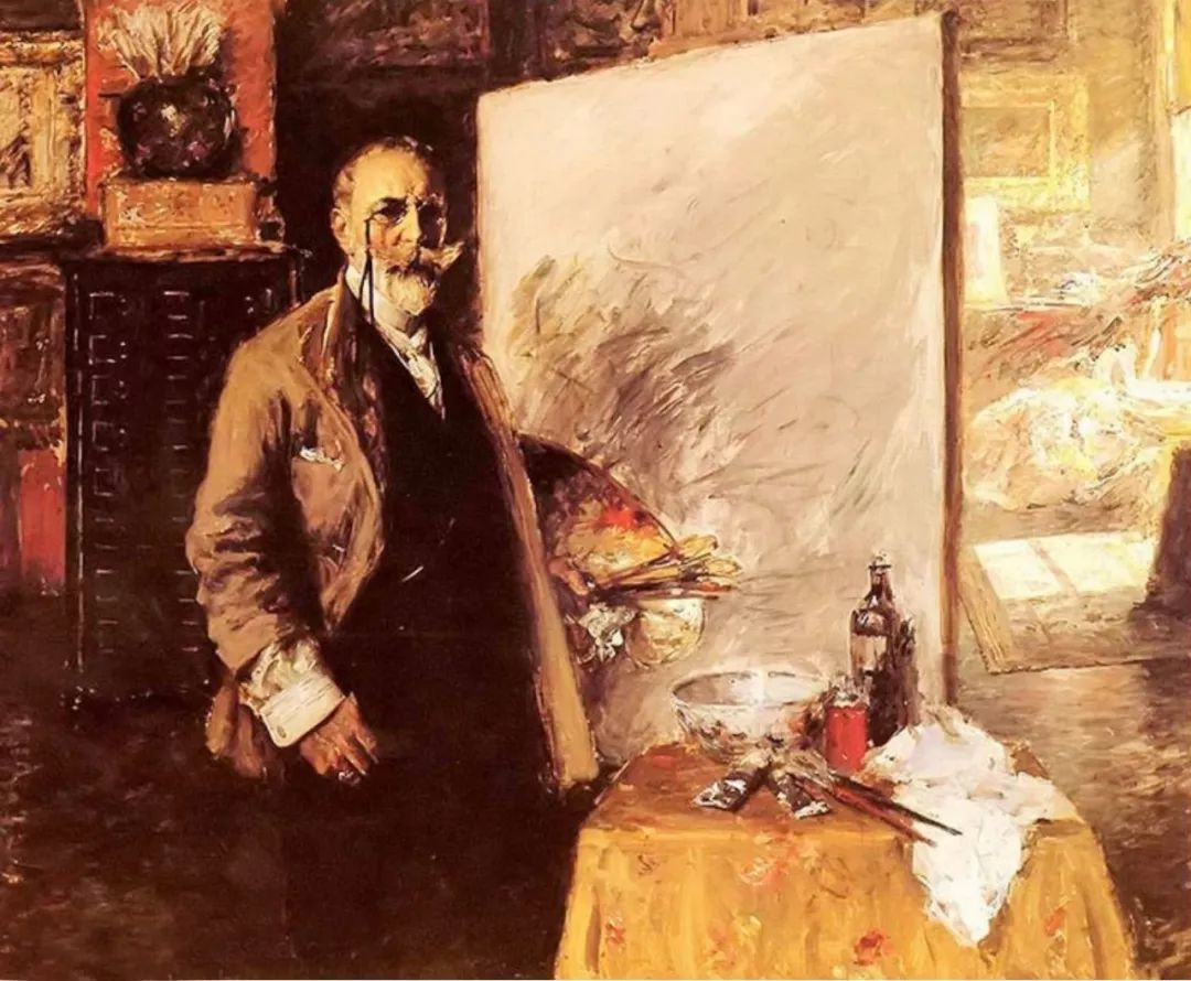 一位才华横溢的画家,上世纪初国际艺术界的领导者插图1