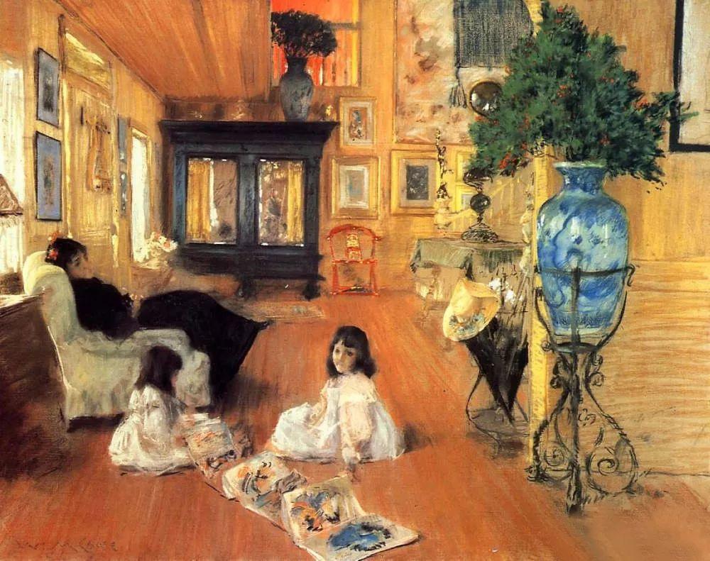 一位才华横溢的画家,上世纪初国际艺术界的领导者插图25