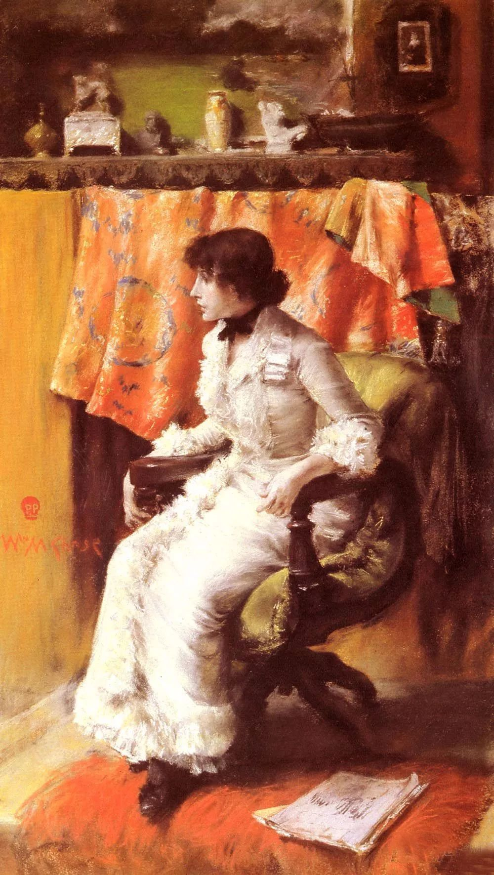 一位才华横溢的画家,上世纪初国际艺术界的领导者插图31