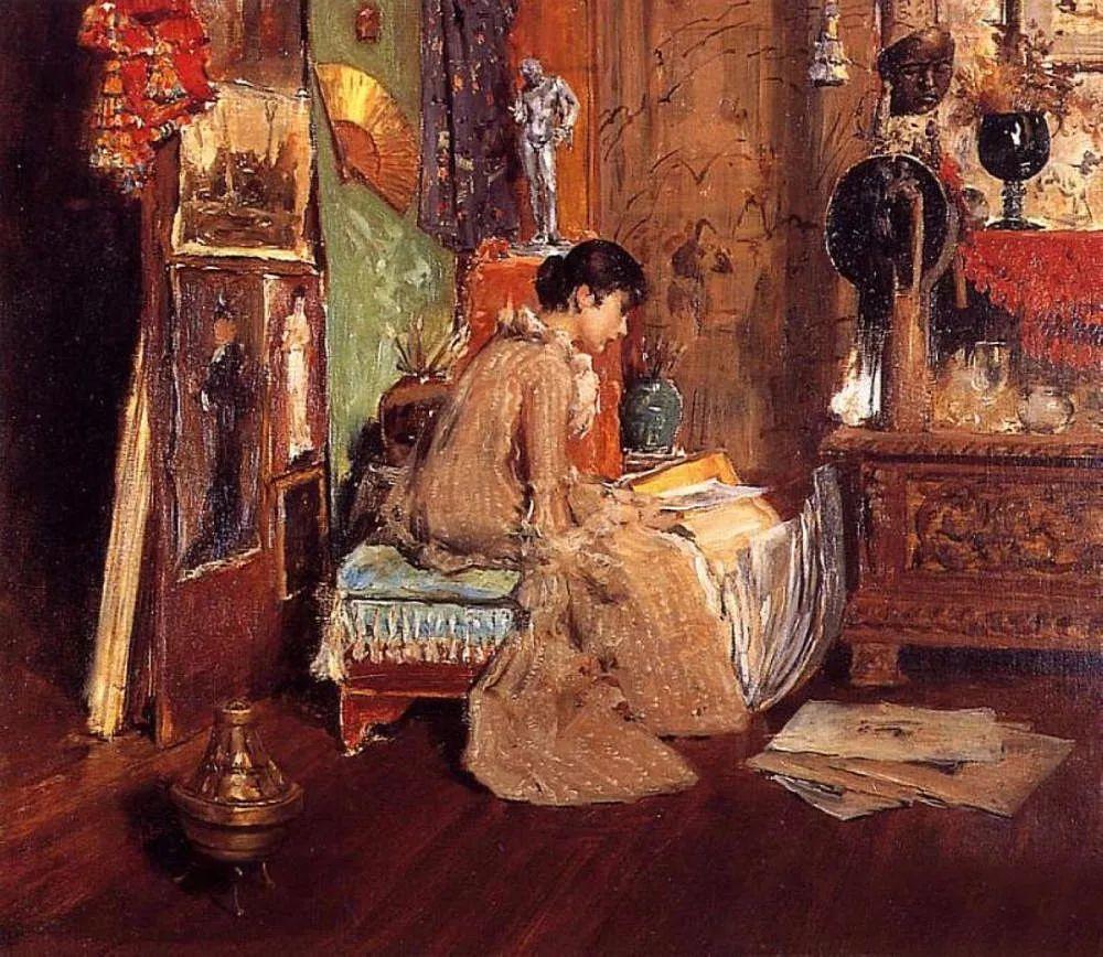 一位才华横溢的画家,上世纪初国际艺术界的领导者插图39