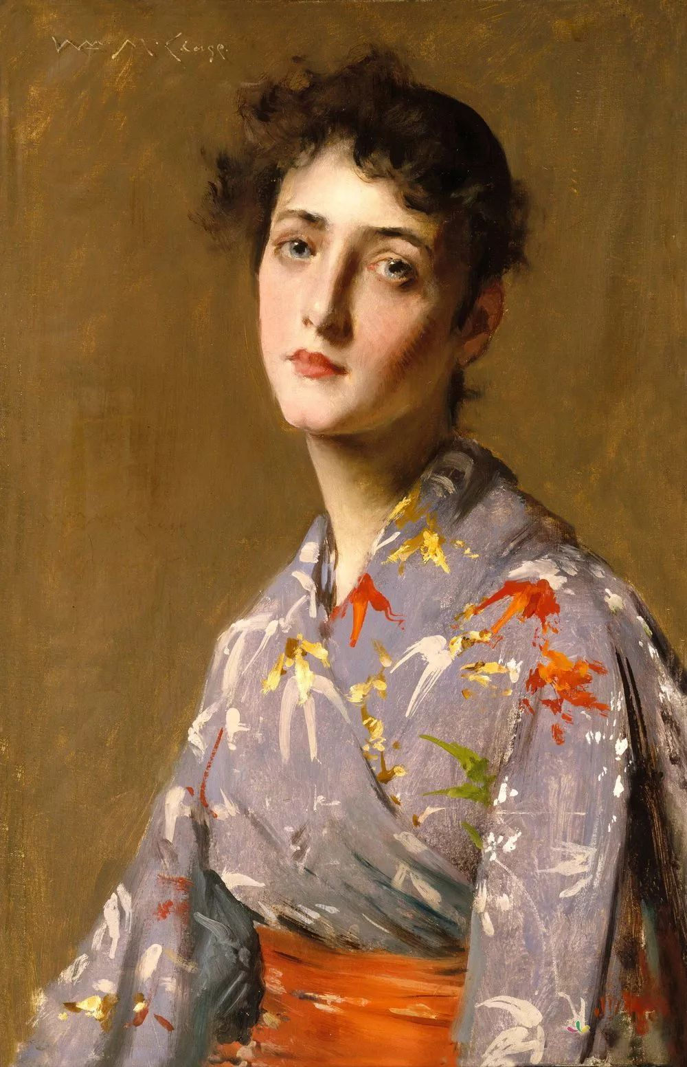 一位才华横溢的画家,上世纪初国际艺术界的领导者插图45