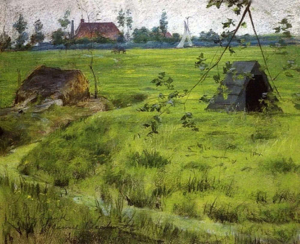 一位才华横溢的画家,上世纪初国际艺术界的领导者插图113