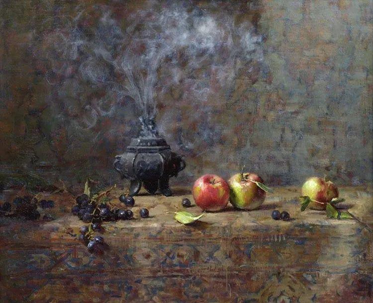 精美静物花卉——美国Delbert Gish插图45