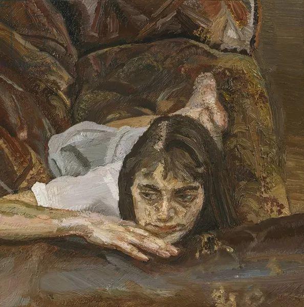 他见一个爱一个画一个,白床上人体拍近2亿元插图30