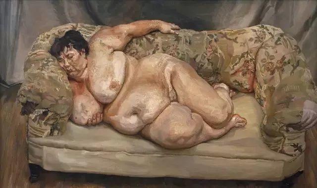 他见一个爱一个画一个,白床上人体拍近2亿元插图36