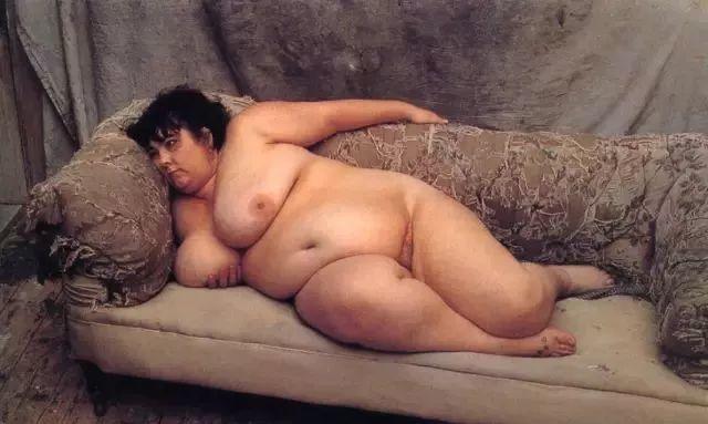 他见一个爱一个画一个,白床上人体拍近2亿元插图42
