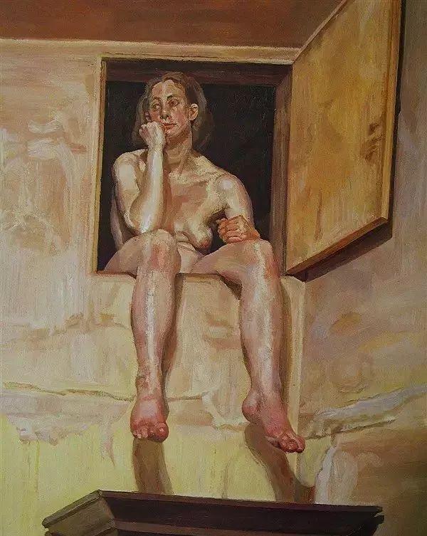 他见一个爱一个画一个,白床上人体拍近2亿元插图59