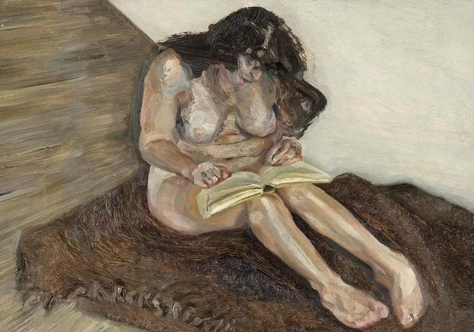 他见一个爱一个画一个,白床上人体拍近2亿元插图62